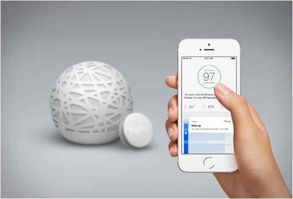Sense Sleep Tracker Review Activity Tracker World