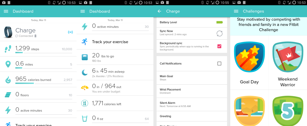 Fitbit Charge Review - Activity Tracker World