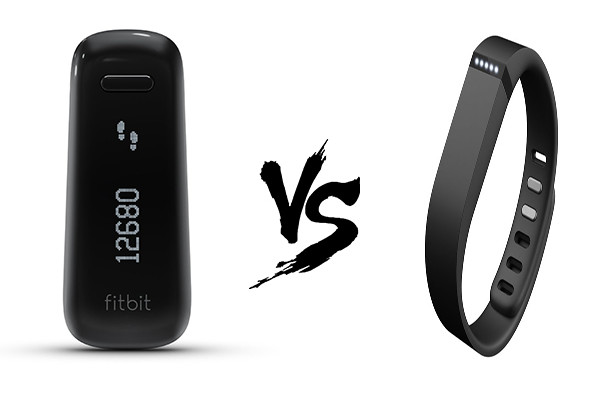 Tracker Showdown: Fitbit One Verse Flex