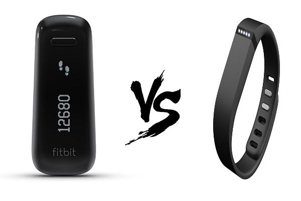 Tracker Showdown: Fitbit One Verse Flex - Activity Tracker World