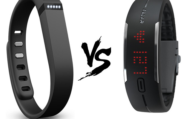 Tracker Showdown: Polar Loop Vs Fitbit